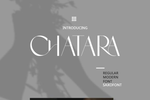 Chatara Font