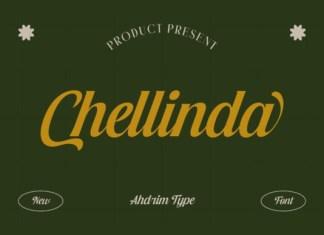 Chellinda Font