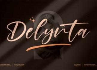 Delynta Font