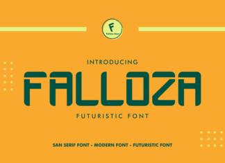 Falloza Font