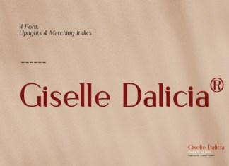Giselle Dalicia Font