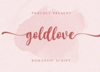 Goldlove Font