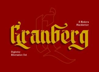 Granberg Font