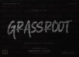 Grassroot Font