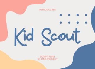 Kid Scout Font