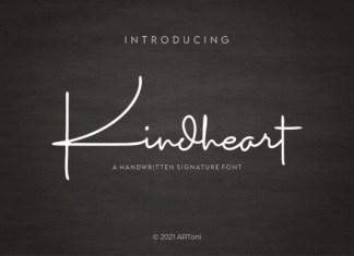 Kindheart Font