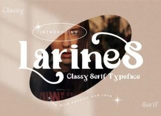 Larines Font