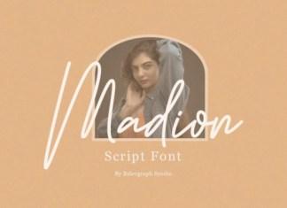 Madion Font