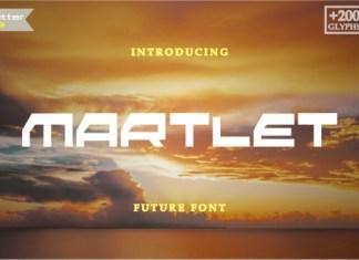 Martlet Font