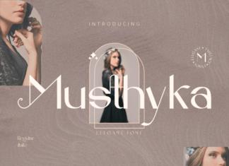 Musthyka Font