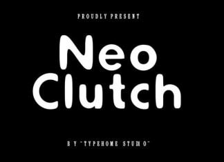 Neo Clutch Font