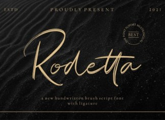 Rodetta Font