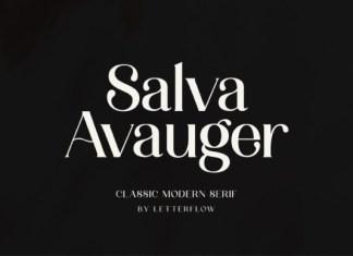 Salva Avauger Font