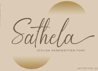 Sathela Font