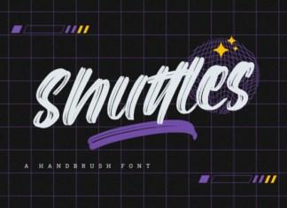Shuttles Font