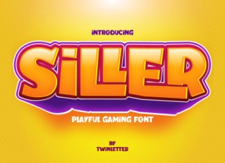 Siller Font