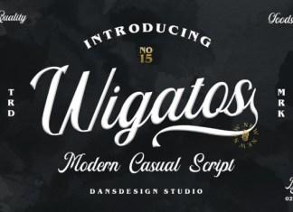 Wigatos Font