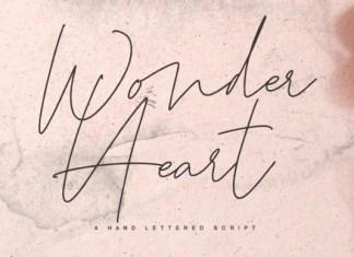 Wonder Heart Font