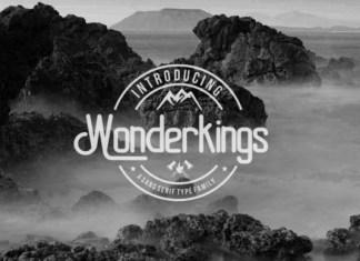 Wonderkings Font