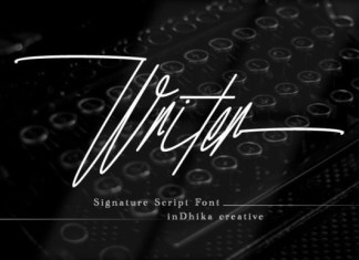 Writer Font