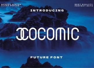 Xocomic Font