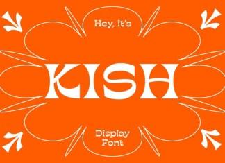 KISH Font