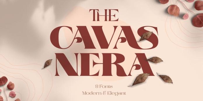 Cavas Nera Font