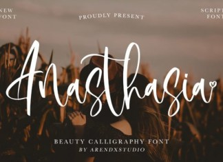 Anasthasia Font