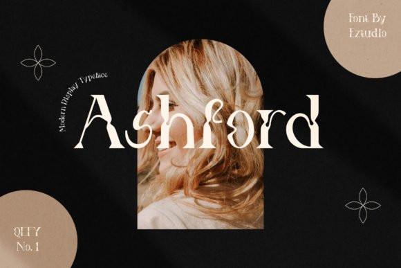 Ashford Font