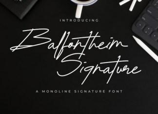 Balfontheim Signature