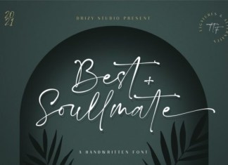 Best Soulmate Font