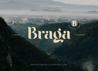 Braga Font