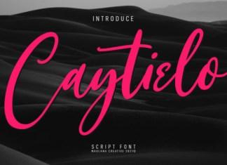 Caytielo Font