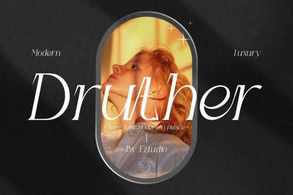 Druther Font