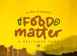 Food Matter