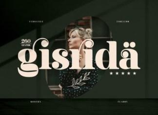 Gisrida Font