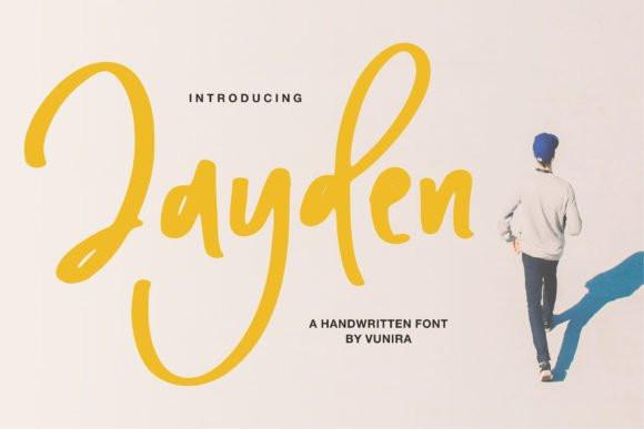 Jayden Font