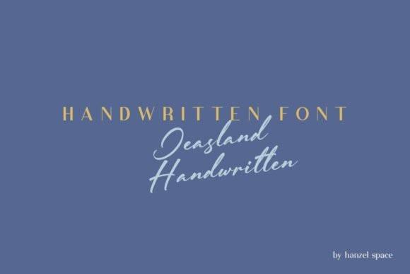 Jeasland Font