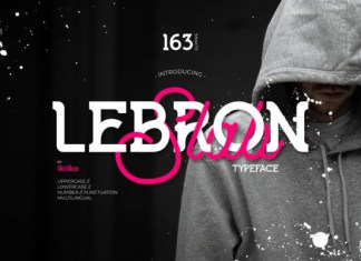 Lebron Font