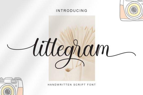 Litlegram Font