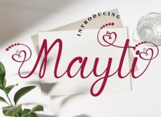 Mayti Font
