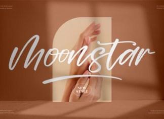 Moonstar Font