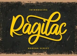 Ragilac Font