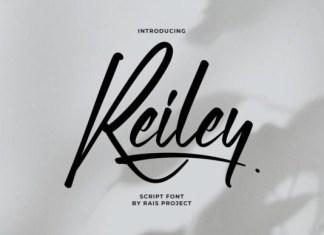 Reiley Font
