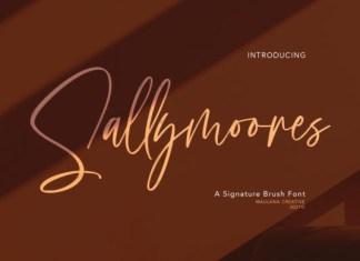 Sallymoores Font