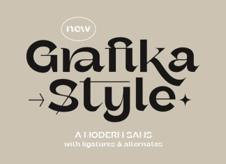 Grafika Font