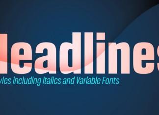 Headlines Font