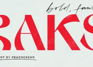 Raks Font