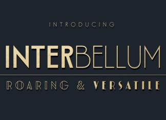 Interbellum Font
