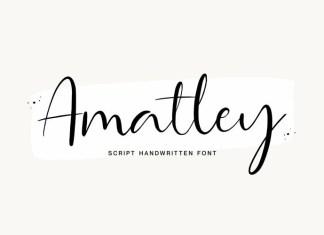 Amatley Font